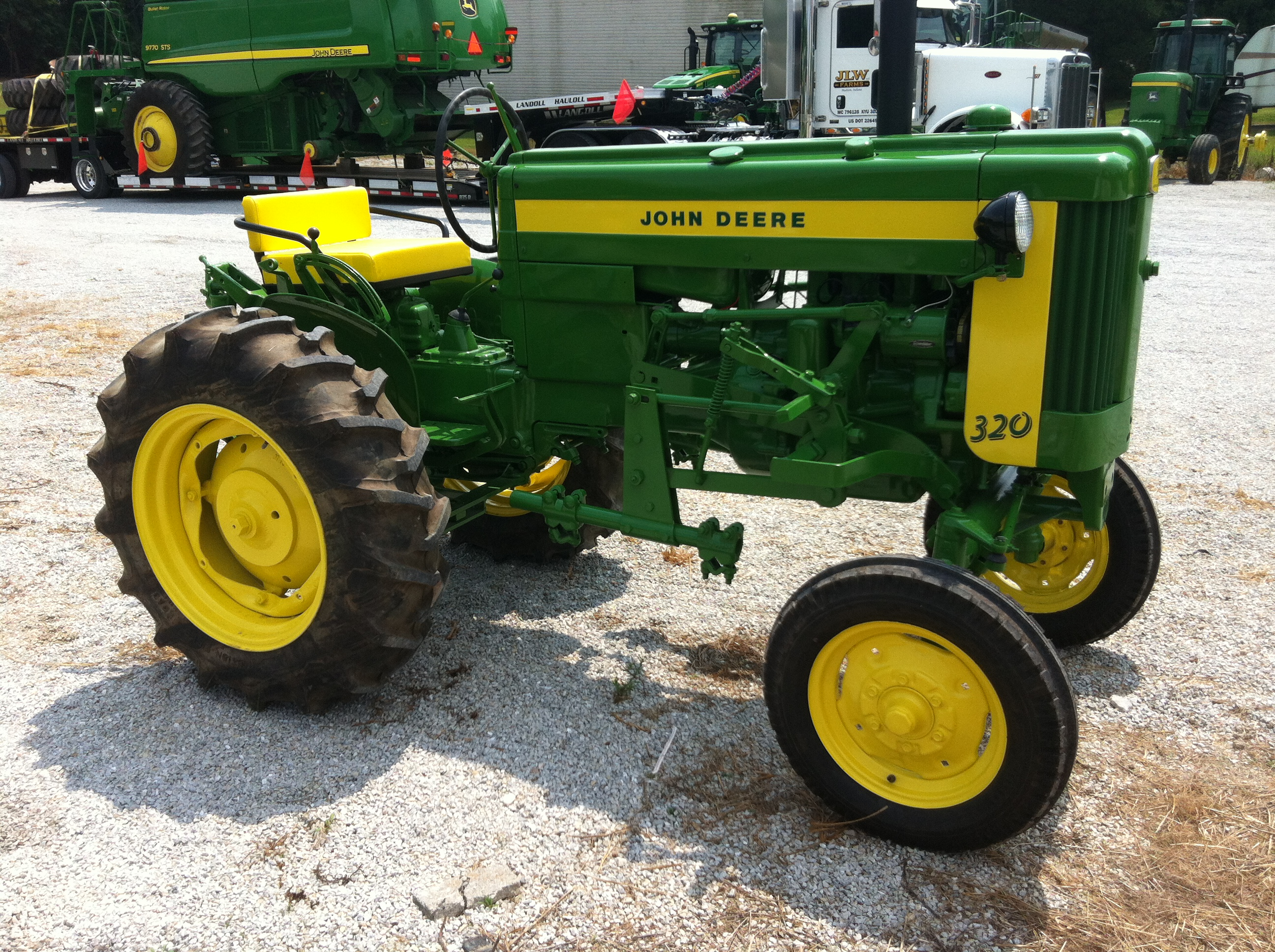 dean ford farm equipment inc 40 years of selling new and used